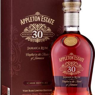Appleton Estate 30 ročný 45% 0,7l