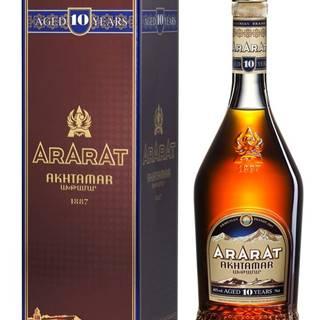 Ararat 10 ročná 40% 0,7l