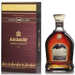 Ararat 20 ročná 40% 0,7l