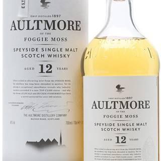 Aultmore 12 ročná 46% 0,7l