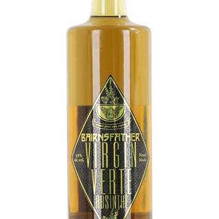 Bairnsfather Absinthe Virgin Verte 65% 0,7l