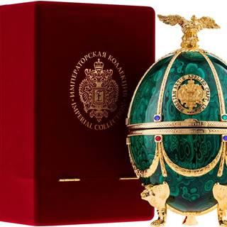 Carskaja Imperial Collection Faberge Smaragd 40% 0,7l