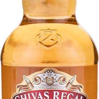 Chivas Regal 12 ročná Mini 40% 0,05l