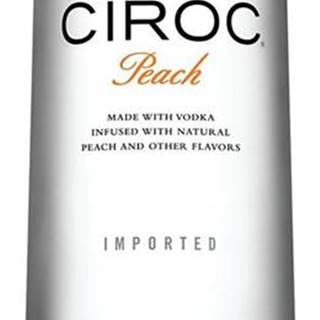 Ciroc Peach 37,5% 0,7l