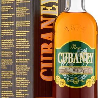 Cubaney Reserva 8 ročný 38% 0,7l