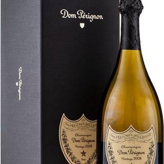 Dom Perignon Vintage 2008 Darčekové balenie  12,5% 0,75l
