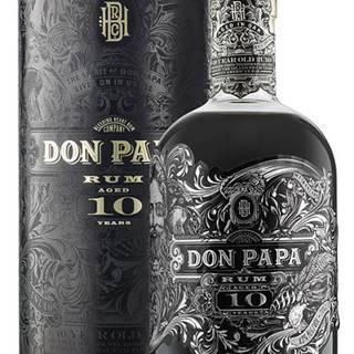 Don Papa 10 ročný rum 43% 0,7l