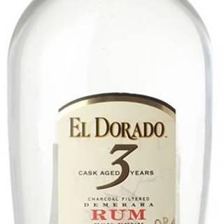El Dorado 3 ročný 40% 0,7l