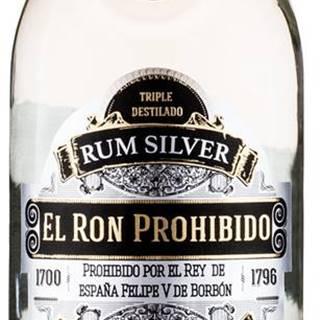 El Ron Prohibido Silver 40% 0,7l
