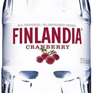 Finlandia Cranberry 1l 37,5%