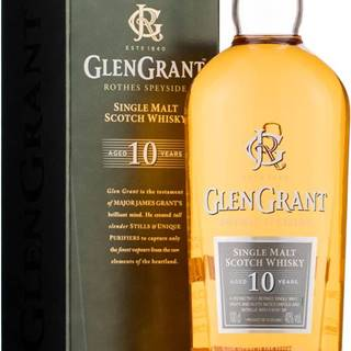 Glen 10 ročná 1l 40%