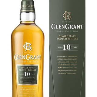 Glen 10 ročná 40% 0,7l