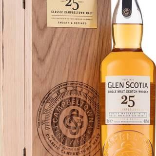 Glen Scotia 25 ročná 48,8% 0,7l