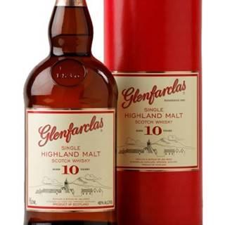 Glenfarclas 10 ročná 40% 0,7l