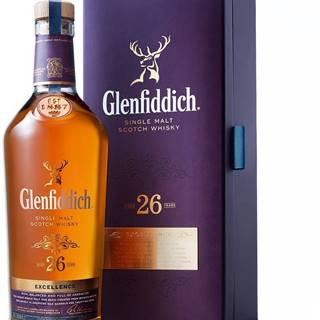 Glenfiddich Excellence 26 ročná 43% 0,7l
