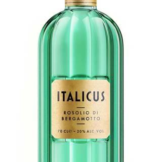 Italicus Rosolio di Bergamotto 20% 0,7l