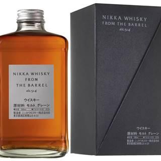 Nikka Whisky From The Barrel v kartóniku 51,4% 0,5l