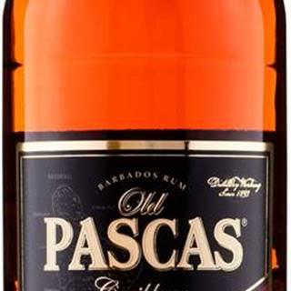 Old Pascas Dark Rum 1l 37,5%