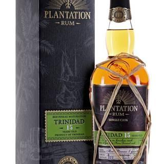 Plantation Single Cask Trinidad 15 ročný 43,2% 0,7l
