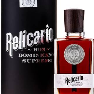 Relicario Ron Dominicano Supremo 40% 0,7l