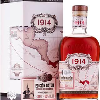 Ron 1914 Edición Gatún 41,3% 0,7l