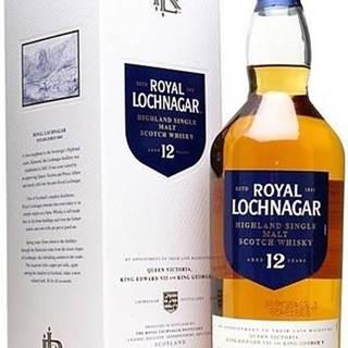 Royal Lochnagar 12 ročná 40% 0,7l