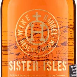 Sister Isles Moscatel Cask 45% 0,7l