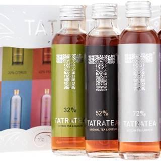 Tatratea Mini Set I. 47% 0,24l