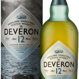 The Deveron 12 ročná 40% 0,7l