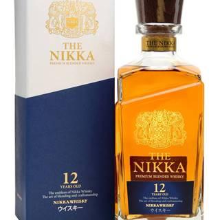 The Nikka 12 ročná 43% 0,7l
