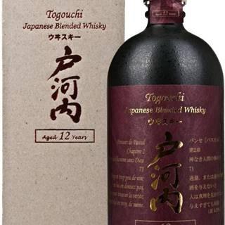 Togouchi 12 ročná 40% 0,7l