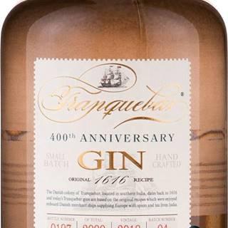 Tranquebar 400th Anniversary Gin 45% 0,7l