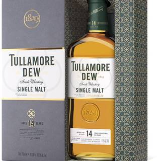 Tullamore Dew 14 ročná 41,3% 0,7l