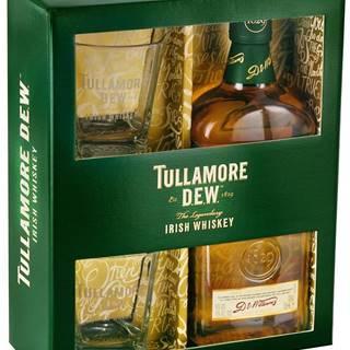 Tullamore Dew s 2 pohármi 40% 0,7l