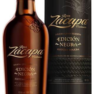 Zacapa Centenario Edición Negra 43% 0,7l