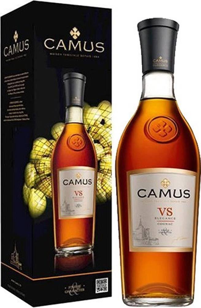 Camus Camus VS Elegance
