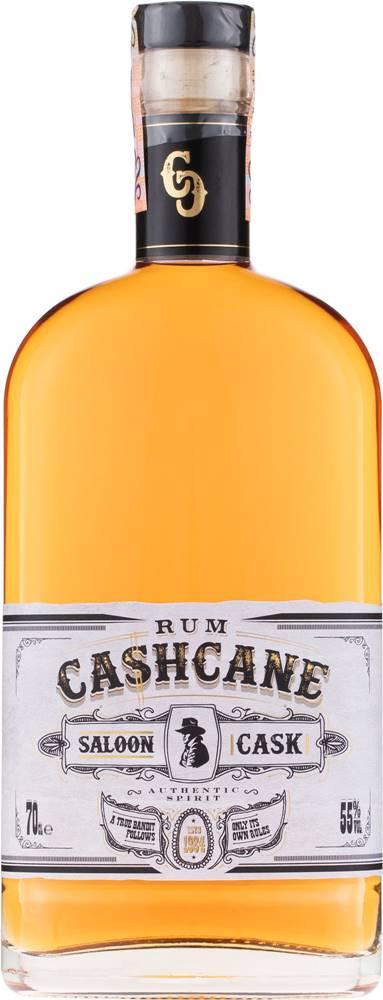 CashCane Cashcane Saloon Cask Rum 55% 0,7l