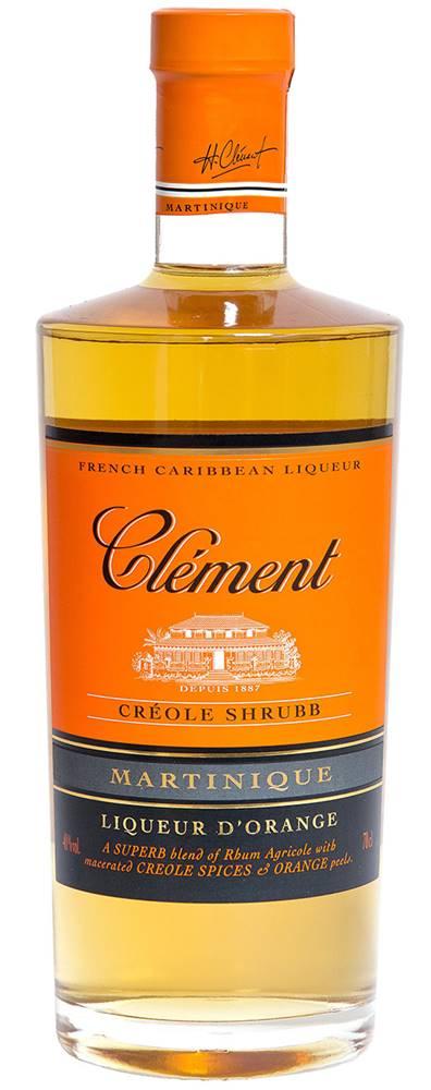 Clément Clément Rhum Créole Shrubb 40% 0,7l