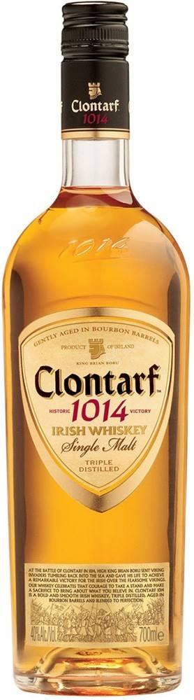 Clontarf Clontarf Single Malt 40% 0,7l