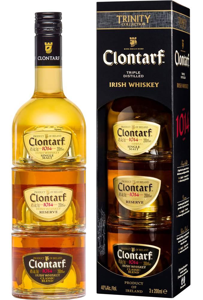 Clontarf Clontarf Trinity 40% 0,6l