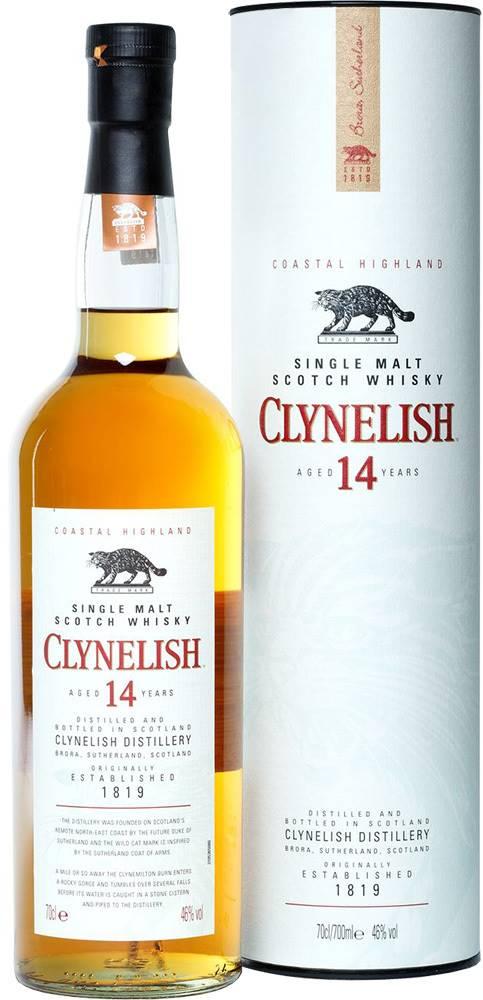 Clynelish Clynelish 14 ročná 46% 0,7l