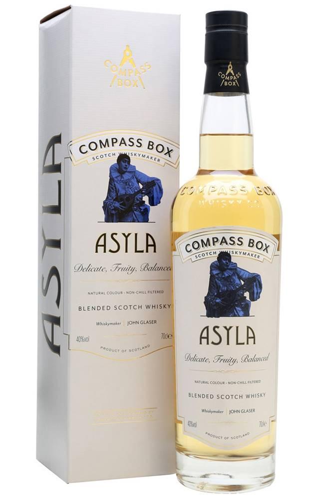 Compass Box Compass Box Asyla 40% 0,7l