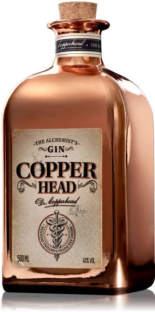 Copperhead Copperhead 40% 0,5l