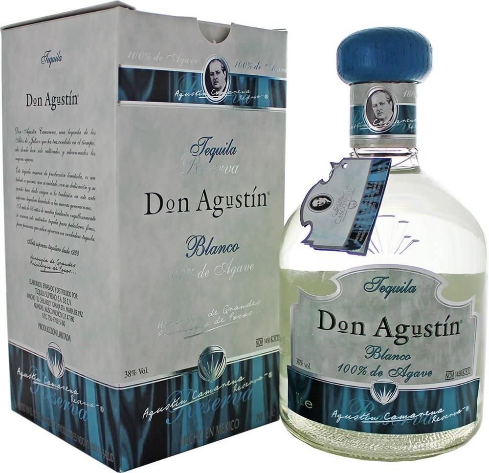 Don Agustín Don Agustín Blanco 38% 0,7l
