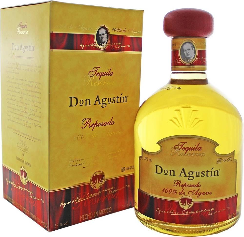 Don Agustín Don Agustín Reposado 38% 0,7l