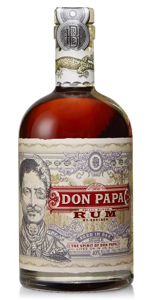 Don Papa Don Papa 40% 0,7l