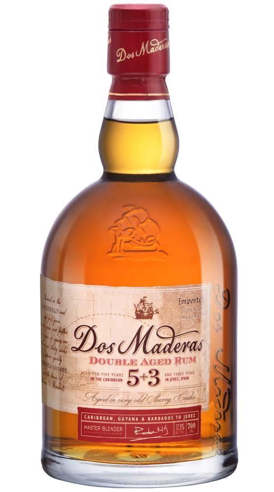 Dos Maderas Dos Maderas 5+3 37,5% 0,7l