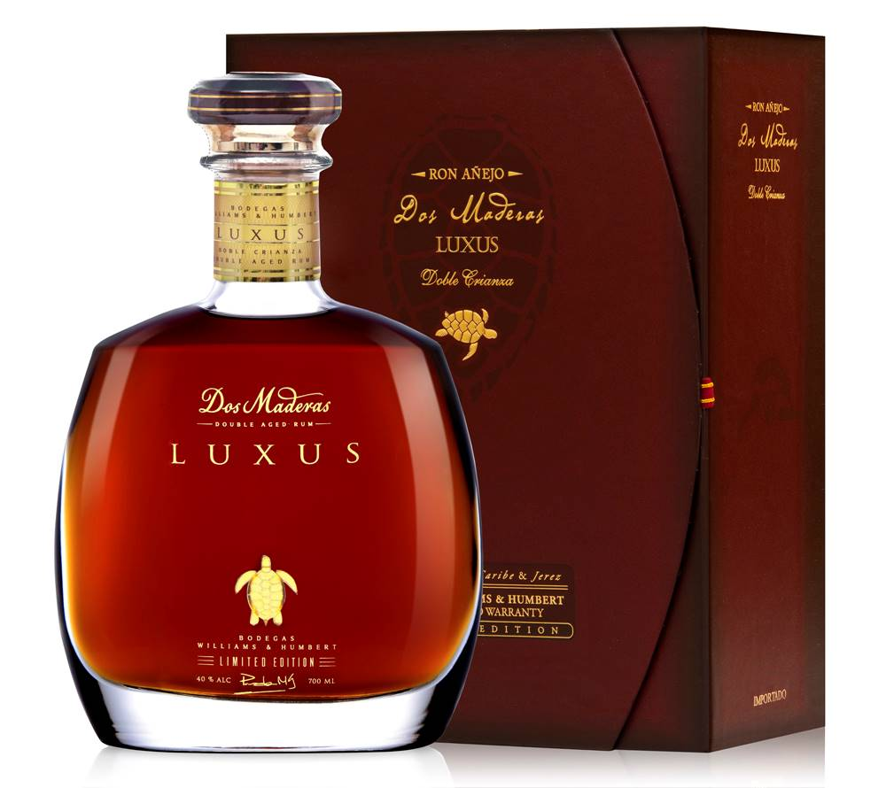 Dos Maderas Dos Maderas Luxus 40% 0,7l