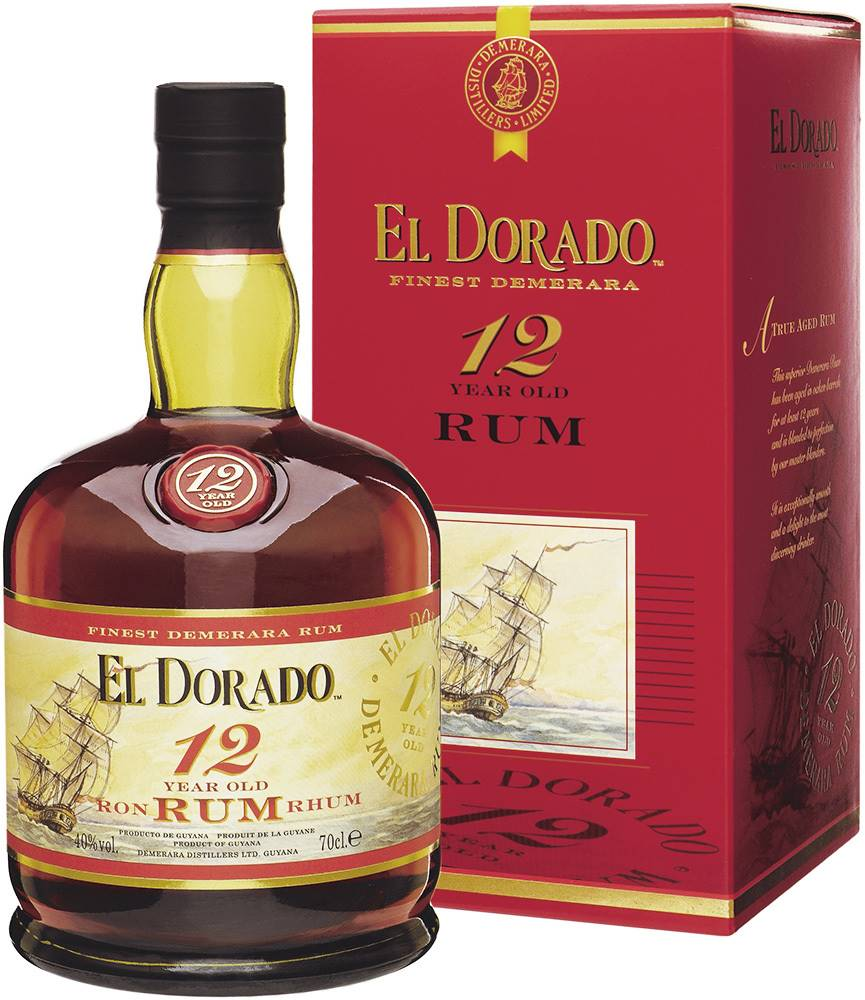 El Dorado El Dorado 12 ročný 40% 0,7l