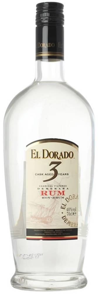 El Dorado El Dorado 3 ročný 40% 0,7l